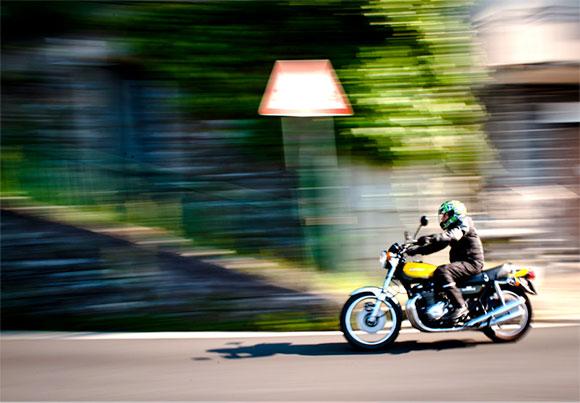 Motion Blur Milan Motorcycle Hacking Photography
