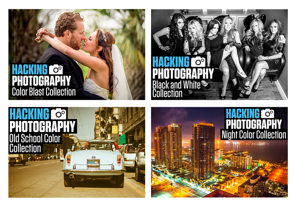 Hacking Photography Lightroom presets Complete_Collection_Web