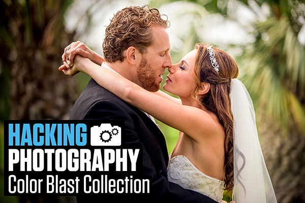 Hacking Photography Color Blast Lightroom Preset Collection