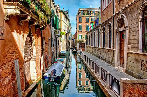 Italy-Symmetry