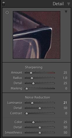 Noise Slider