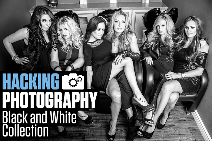 hacking photography black and white lightroom presets,