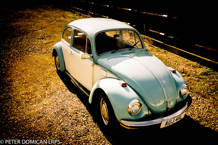 Monthly Edit, hacking photography, peter domican, VW Bug,
