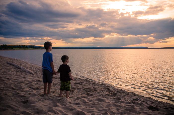 Lake Superior near Munising